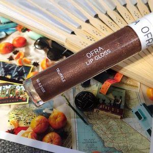 New OFRA x Sephora Lip Gloss - Truffle